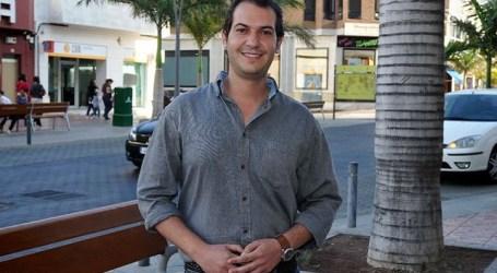 Marcos Rufo reelegido presidente local del PP de Santa Lucía de Tirajana