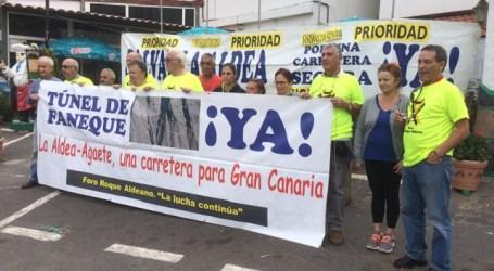 Roque Aldeano pide solución para priorizar el túnel de Faneque