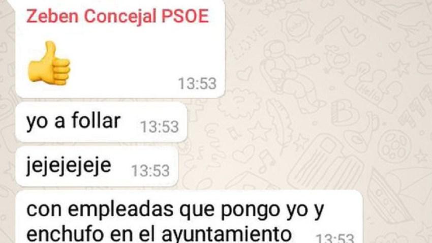 Zebenzui Gonzalez WhatsApp
