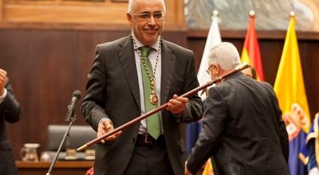 Los brotes de vida en la cumbre de Gran Canaria, mensaje de esperanza del presidente del Cabildo para esta Navidad