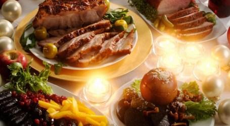 La cena de Navidad más saludable es la que se prepara al horno e incluye verdura, hortalizas y frutas