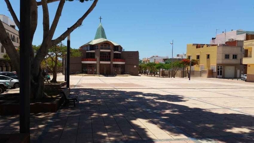 Plaza de El Tablero