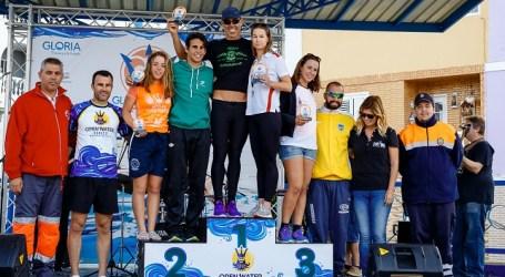 Fernando Marián y Flavia Maunder ganan la I Gloria Mogán Open Water
