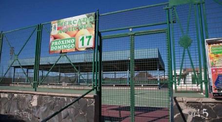CC critica el cierre del mercado agrícola de Maspalomas en plena campaña navideña