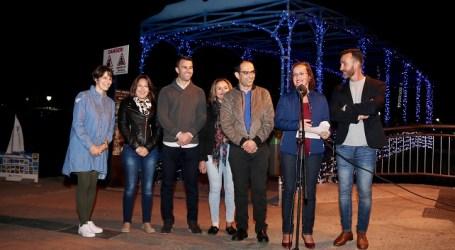 El encendido de luces y el folclore de los Faycanes abren la Navidad en Mogán