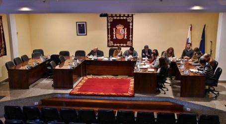 Una sesión plenaria sin oposición aprueba inicialmente el presupuesto para 2018 de Mogán