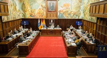 El Cabildo aprueba el Presupuesto de 2018 que asciende a 854 millones