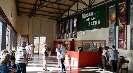 El Museo de La Zafra recibe a partir de este año a turistas polacos