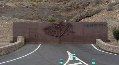 Ben Magec denuncia el cierre de la carretera que va desde el Puerto de Mogán a Veneguera