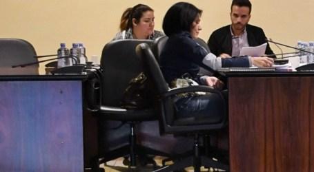 La alcaldesa de Mogan evita en el pleno responder a la oposición sobre la situación del agua de abasto