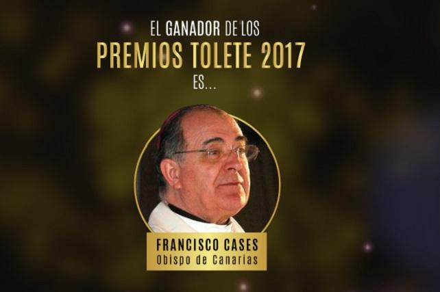 Francisco Cases, Premio Tolete 2018