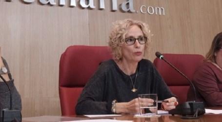 El grupo de gobierno del Cabildo de Gran Canaria se suma a la huelga feminista