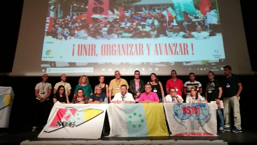 FSOC, IV Congreso en el Centro Cultural Maspalomas