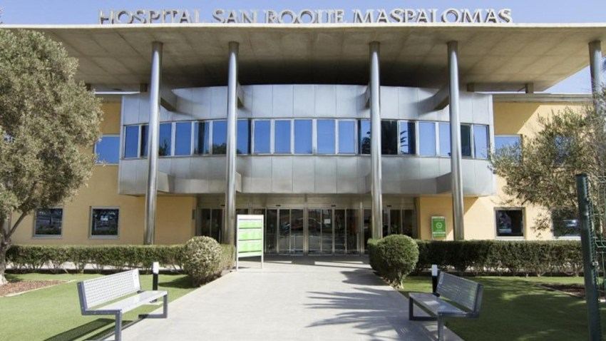 Hospitales San Roque Meloneras