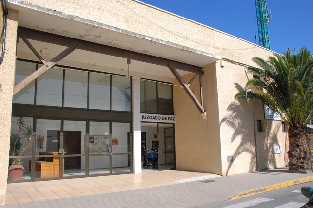 Juzgado de Paz de Santa Lucía