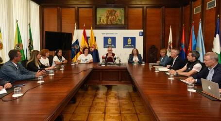 El Cabildo de Gran Canaria ofrece su respaldo a las reivindicaciones de las kellys