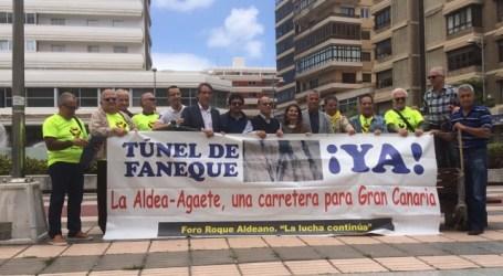 Satisfacción con dudas de Roque Aldeano tras la aprobación del gasto para El Risco-Agaete