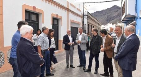 El Cabildo estudia relanzar Guguy como Parque Nacional y está abierto a comprar el suelo a precio de mercado