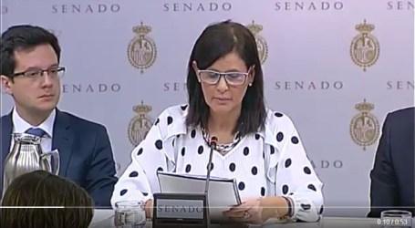 """Mercedes Díaz: """"Me toca reclamar y pedirles a ustedes que por favor no miren a otro lado"""""""
