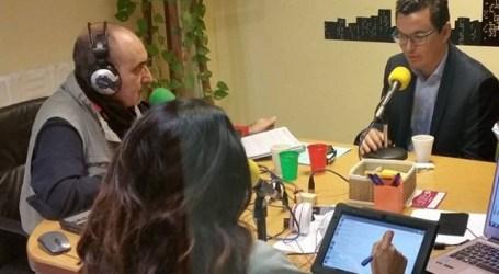 """Roque Aldeano se siente """"ninguneado"""" por el consejero de Obras Públicas Pablo Rodríguez"""