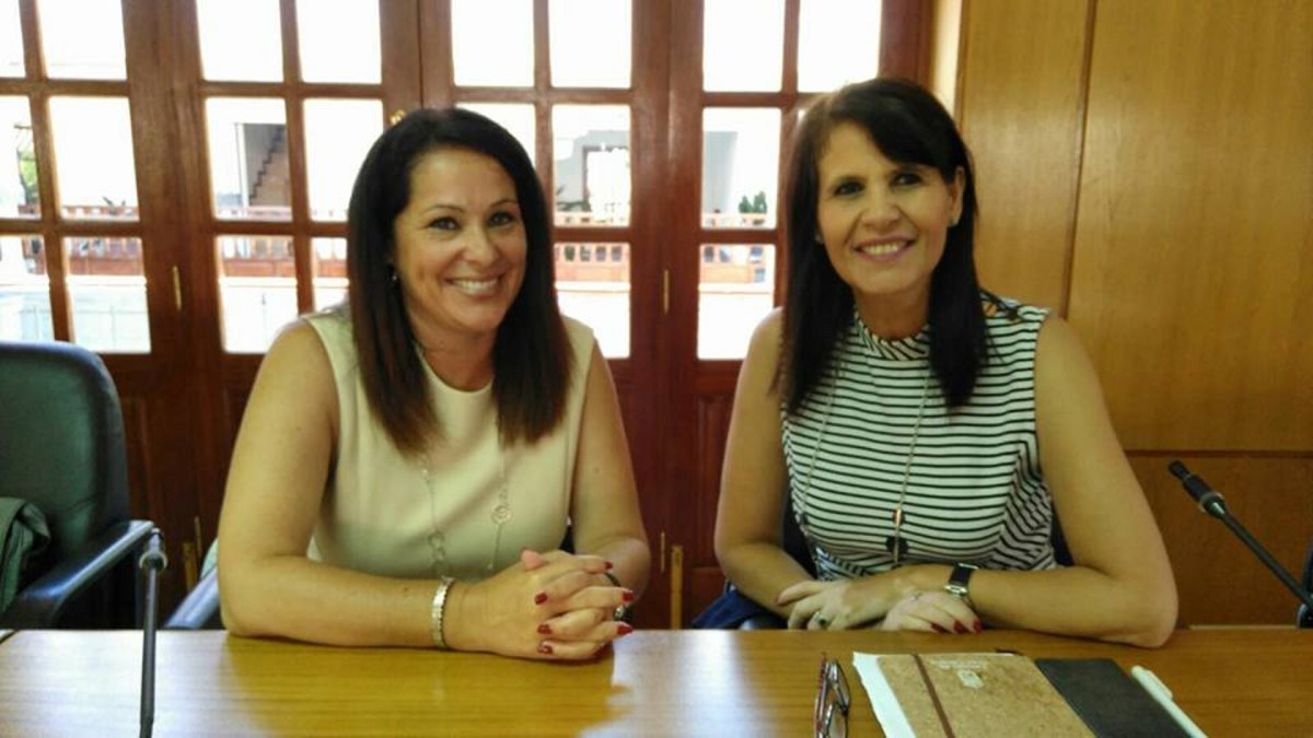 La concejala Mercedes Díaz da positivo en coronavirus