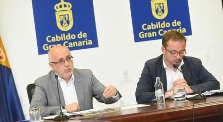 Trombas de agua y subida del mar, constatadas por el Diagnóstico de Riesgos del Cambio Climático de Gran Canaria