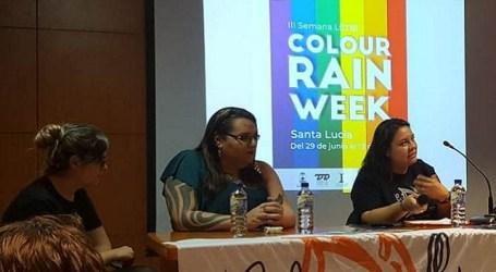 La Colour Rain Week hace de Santa Lucia un municipio Trans Friendly