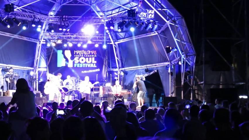 Festival de Soul Maspalomas Costa Canaria