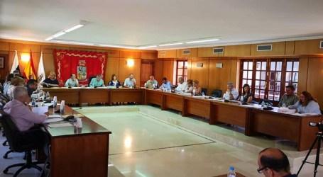 El pleno tirajanero aprueba por unanimidad una moción sobre el PGO presentada por NC