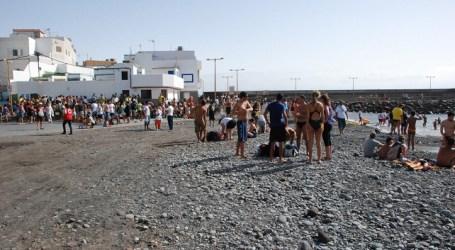 La Pozo Izquierdo Open Water abre este sábado su primera edición con más de 200 nadadores inscritos