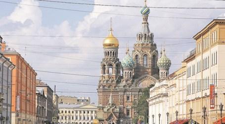 San Petersburgo y los países bálticos