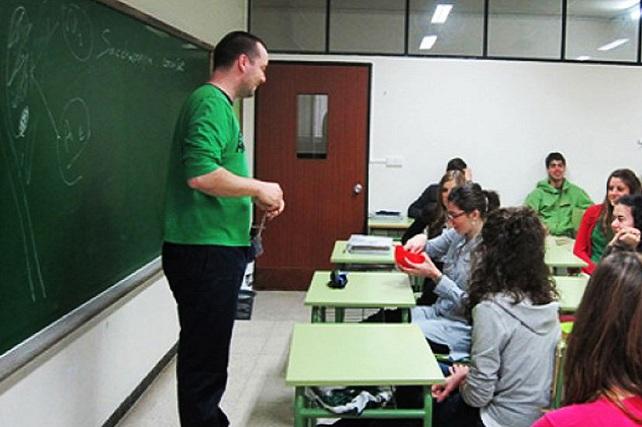 Profesores de Secundaria