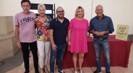 Santa Lucía acoge un proyecto pionero para insertar a menores a través de las artes escénicas