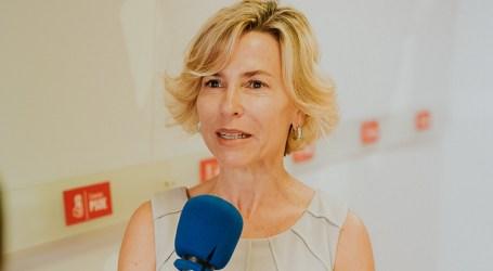 Conchi Narváez candidata del PSOE a la Alcaldía de San Bartolomé de Tirajana