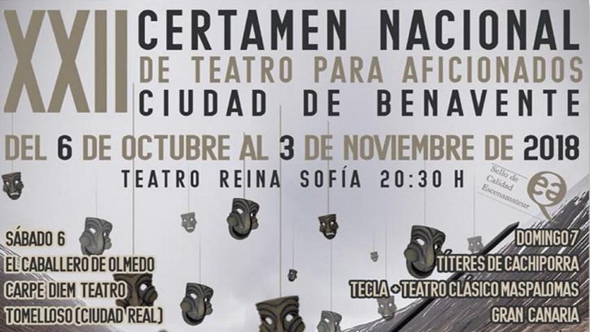 Compañía de Teatro Clásico de Maspalomas en Benavente
