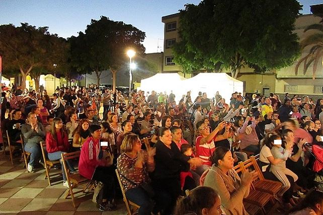 Jornadas de la Infancia 2018 en Santa Lucía