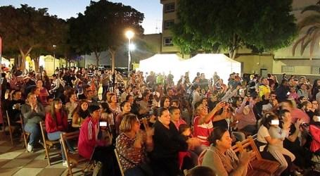 Más de 300 menores disfrutan de la feria que pone el broche a las X Jornadas de la Infancia