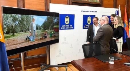 El Cabildo lanza una campaña de retos a la población para ahorrar miles de toneladas de petróleo al año a Gran Canaria