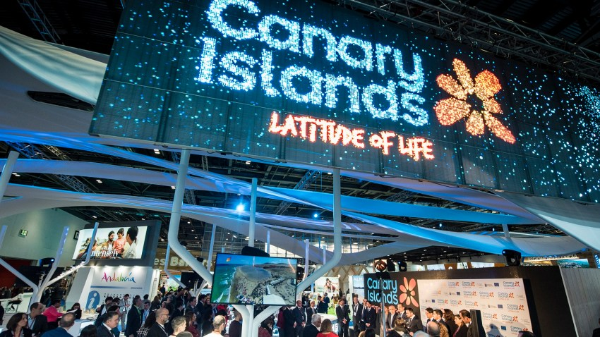 Canarias en la World Travel Market de Londres 2018