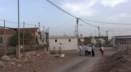 CC propone un plan para erradicar el chabolismo de San Bartolomé de Tirajana