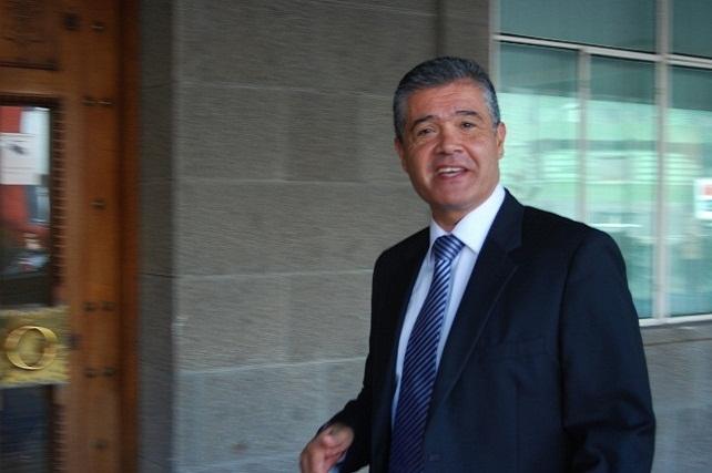 Francisco González, candidato del PP a la alcaldía de Mogán