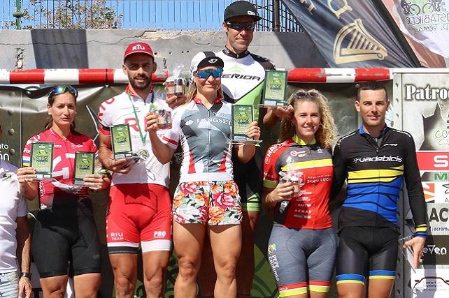 Open Mountain Bike Arguineguín 2019, ganadores