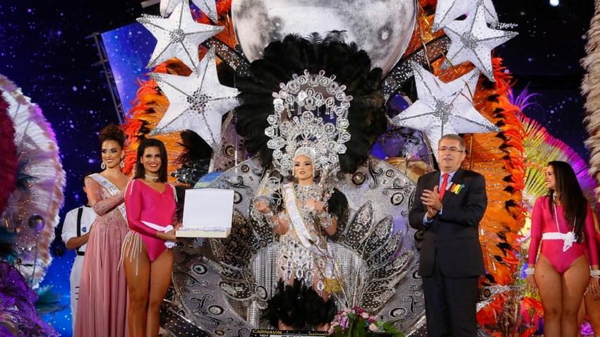 Resultado de imagen de reina carnaval maspalomas 2019