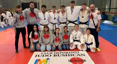 El Bushican suma más medallas para el judo tirajanero en el Campeonato de Canarias