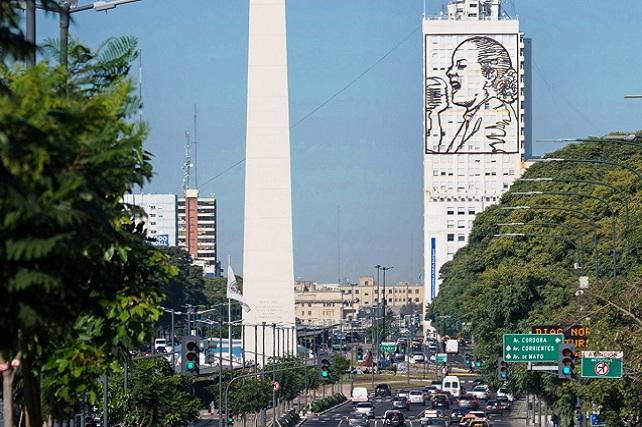 Luis León Barreto, Buenos Aires