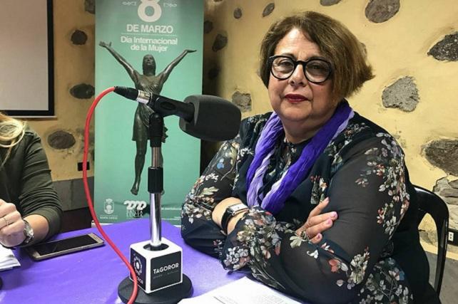 Olga Cáceres Peñate
