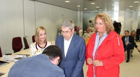 El PP de Gran Canaria presenta su candidatura al Parlamento, Cabildo y Ayuntamiento capitalino
