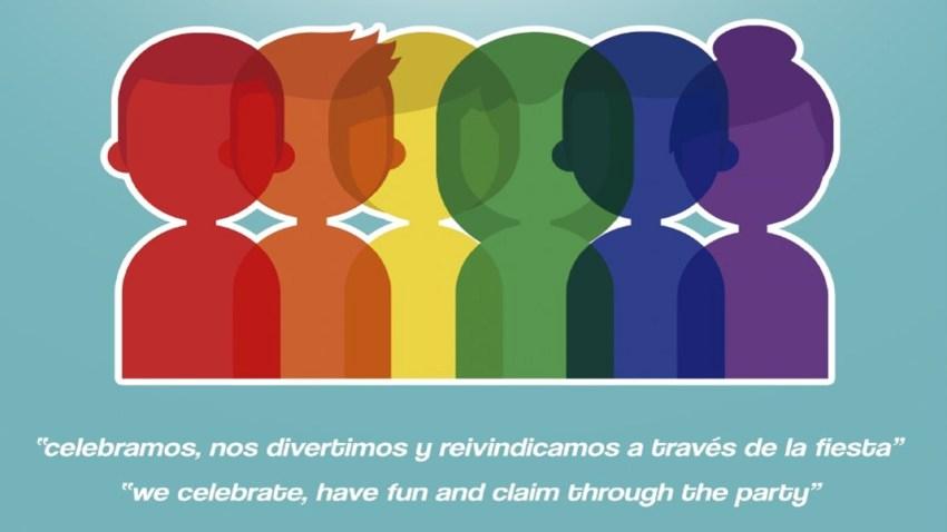 Maspalomas Pride 2019, detalle del cartel