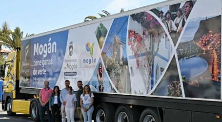 Mogán se promocionará por Canarias y la península ibérica este verano