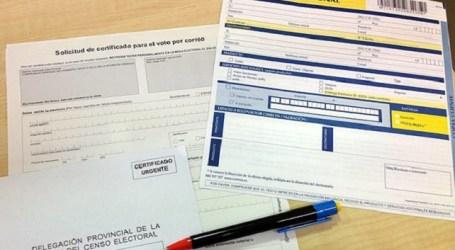 Mogán registra el 10% del voto por correo de la provincia de Las Palmas y el 5,5% de toda Canarias